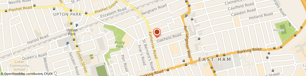 Route/map/directions to Direct Accountancy Solutions Ltd, E6 1EN London, 84 KATHERINE ROAD