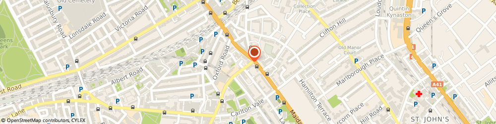 Route/map/directions to UnlockYourVoice, NW6 5SE London, 1 Kilburn High Rd