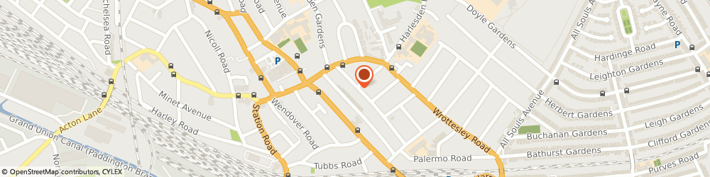 Route/map/directions to Binghis Boutique Limited, NW10 4PG London, 102 Leghorn Road