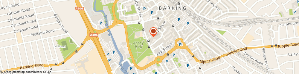 Route/map/directions to Barking Locksmiths, IG11 8EJ Barking, 63-65 East St