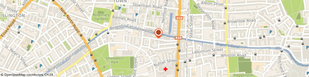 Route/map/directions to Point Blank, N1 5QJ London, 26 Orsman Rd