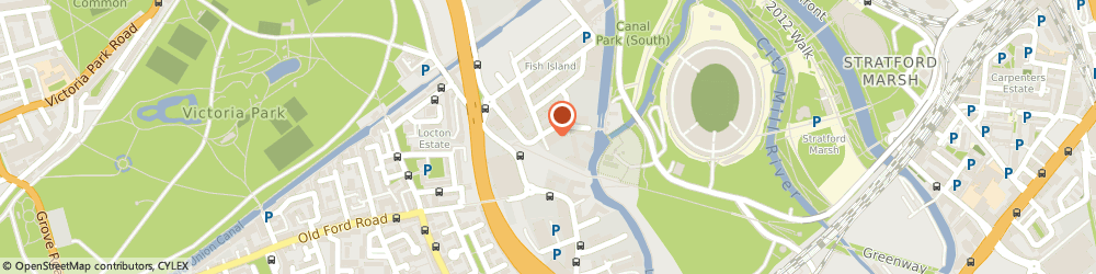 Route/map/directions to Material Evolution Lab, E3 2NQ London, Unit G6 56 Dace Road