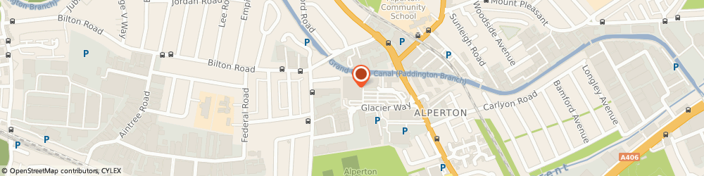 Route/map/directions to Timpson Ltd, HA0 1PF Wembley, 360 Ealing Rd