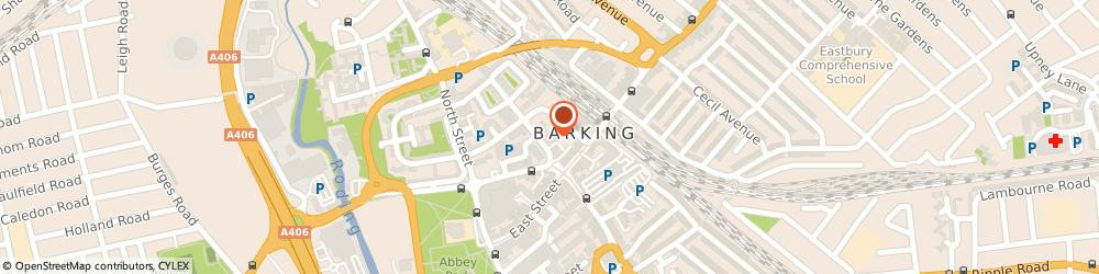 Route/map/directions to Translating & Interpreting Service, IG11 0NZ Barking, CROWN HOUSE, LINTON ROAD