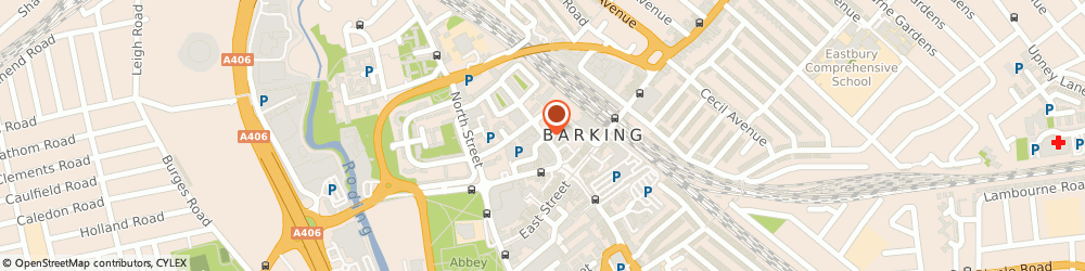 Route/map/directions to Barking Locks Services - Emergency Locksmiths Barking, IG11 8HS Barking, Linton Road