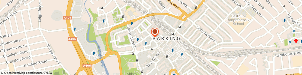 Route/map/directions to Training Network (Southern), IG11 8HE Barking, ROYCRAFT HOUSE, 15, LINTON ROAD