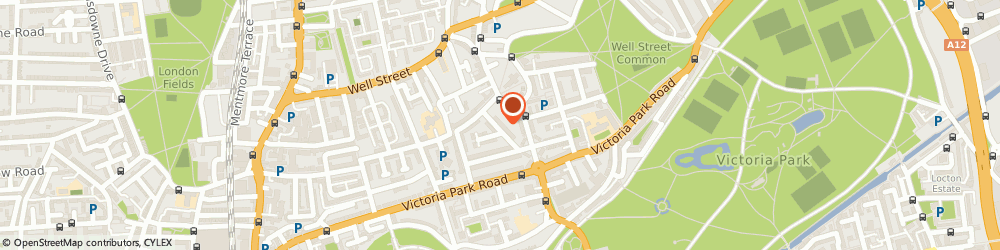Route/map/directions to Sally K Boutique, E9 7EH London, 5B, Speldhurst Rd
