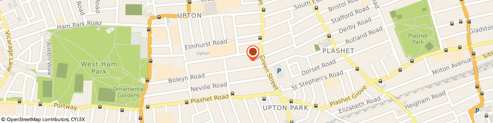 Route/map/directions to Aab#Collections, E7 8LE London, 232-236 Green Street, Forest Gate