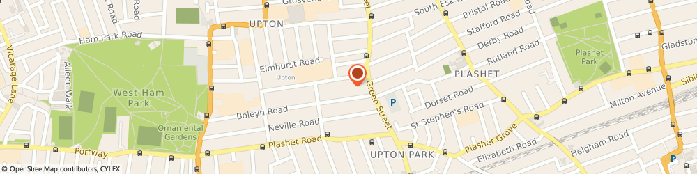 Route/map/directions to Keya, E7 8LE London, 232-236 Green Street