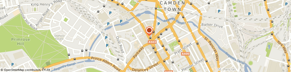 Route/map/directions to JD Sports, NW1 7BT Camden, 213-219 Camden High Street