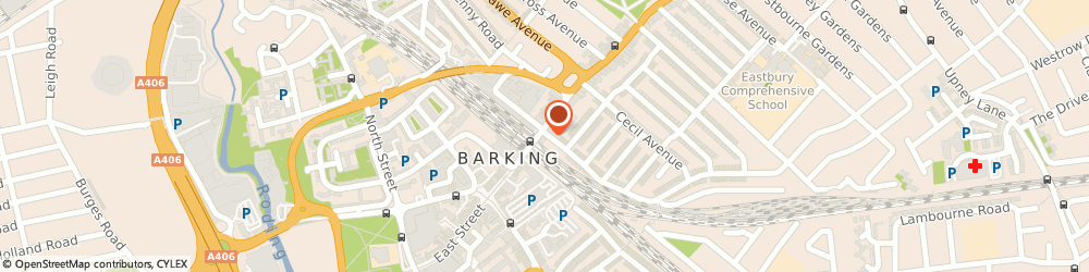 Route/map/directions to Bairstow Eves Estate Agents Barking, IG11 8EA Barking, 74 Station Parade