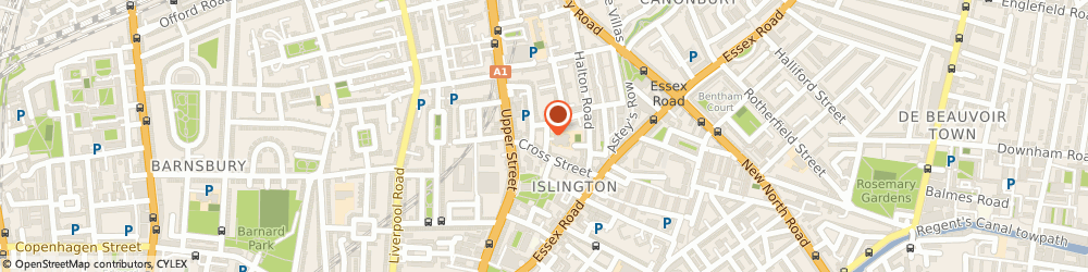 Route/map/directions to The Finest Bubble (HCA), N1 2DP London, 11 Shillingford Street