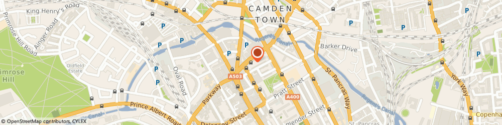 Route/map/directions to Crazy Prices, NW1 9DP London, 32 Camden Road