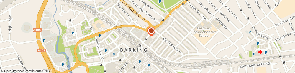 Route/map/directions to Yourlostkey.com, IG11 8RT Barking, 58, LONGBRIDGE ROAD