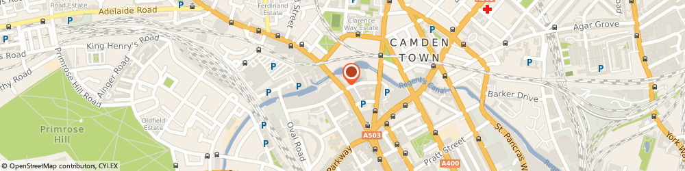 Route/map/directions to Leather Land Ltd, NW1 8QS London, 230 Camden High Street