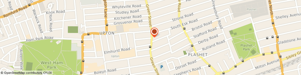 Route/map/directions to Reshmi House Of Sarees & Suits, E7 8JT London, 180, Green Street