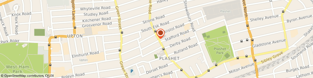 Route/map/directions to New Wear Fashions Limited, E7 8LT London, 399 KATHERINE ROAD