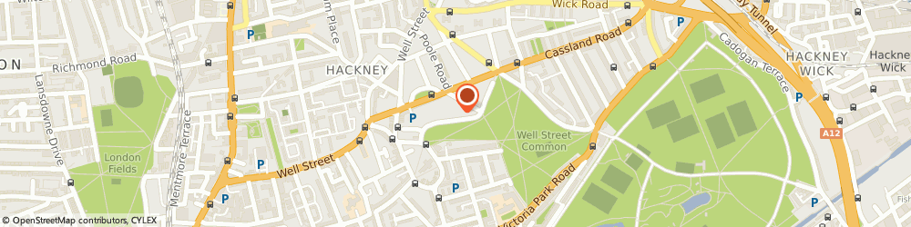 Route/map/directions to London Secure Locks 24HR, E9 7AS London, 22 Meynell Cres