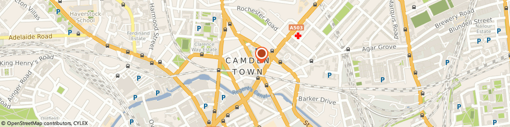 Route/map/directions to Gemini Insurance Ltd, NW1 9NN London, 186, ROYAL COLLEGE STREET
