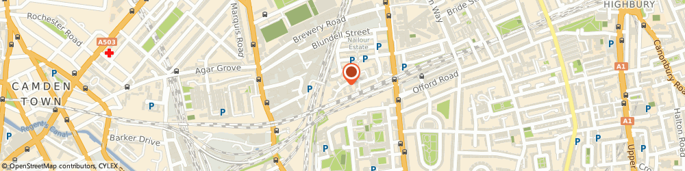 Route/map/directions to Monica Frank Piano Lessons - Islington, N7 9UP London, 61 Bunning Way