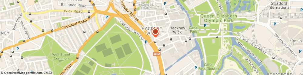 Route/map/directions to Capital Scaffolding Co, E9 5DW London, 20A Chapman Road