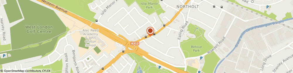 Route/map/directions to Locksmith Northolt, UB5 5AE Northolt, Church Rd