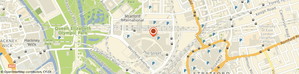 Route/map/directions to Charles Tyrwhitt, E20 1EL London, Westfield Stratford