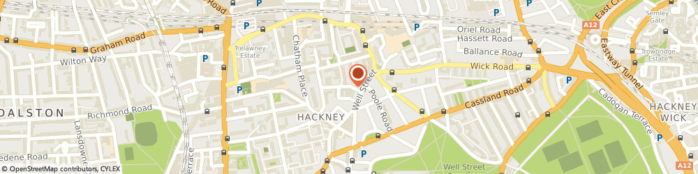 Route/map/directions to Jacob and Pauline Photography and film, E9 6FS London, 9 Cresset Road