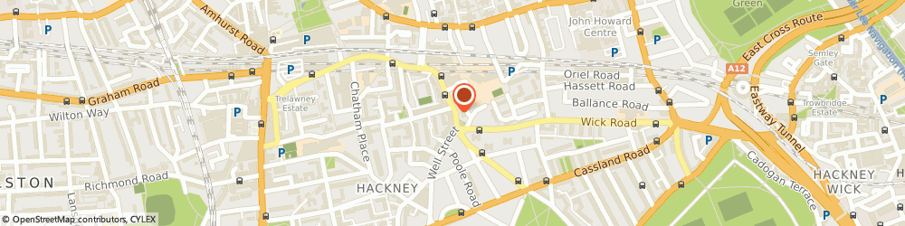 Route/map/directions to Redox Print, E9 6RQ London, 234 Morning Lane