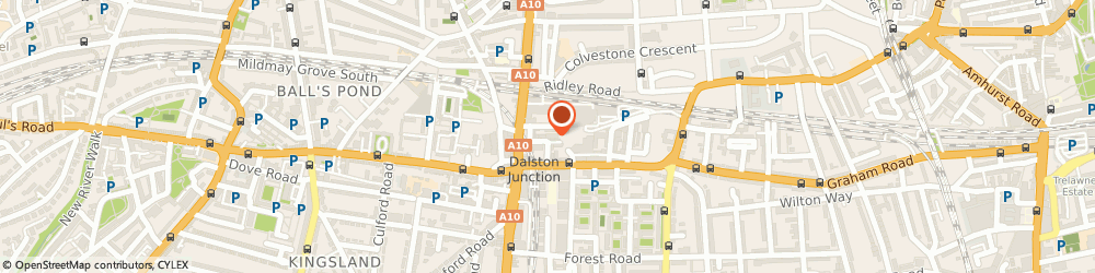 Route/map/directions to Fair Finance, E8 3DL London, 18 Ashwin Street