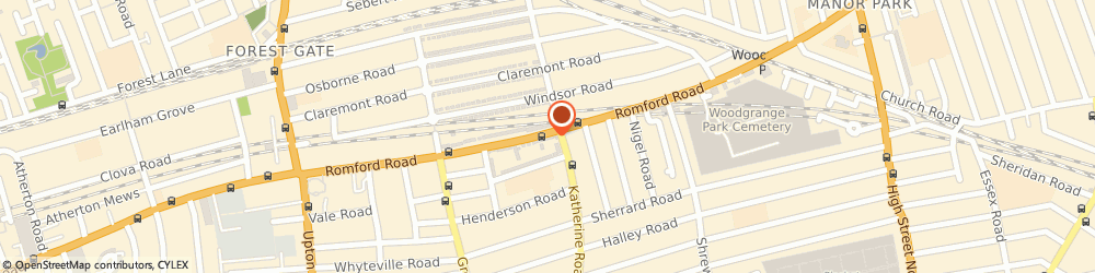 Route/map/directions to C21 East Ham, E7 8DF London, 450 Romford Road