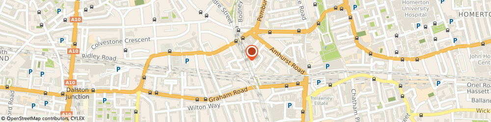 Route/map/directions to Angliagrove Snooker Club, E8 1LP London, 26 MARCON PLACE