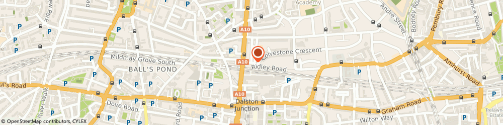 Route/map/directions to Apotek Agency UK Limited, E8 2PJ London, 3rd Floor Suite, 1 Winchester Place