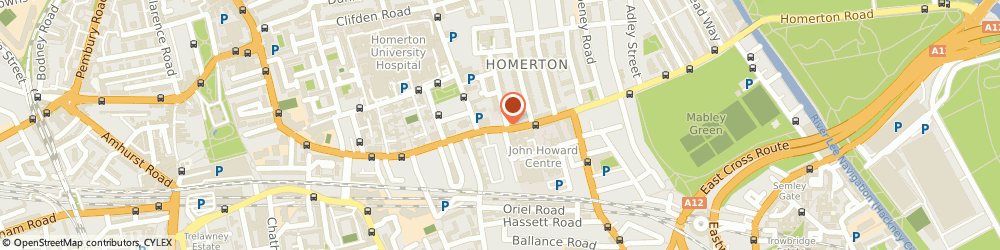 Route/map/directions to Milestars, E9 6AS London, 141 Homerton High Street