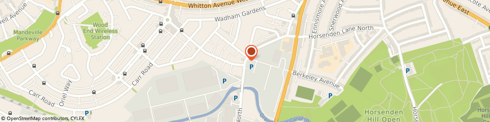 Route/map/directions to Making Scents, UB6 8PX Greenford, 269 Oldfield Lane North