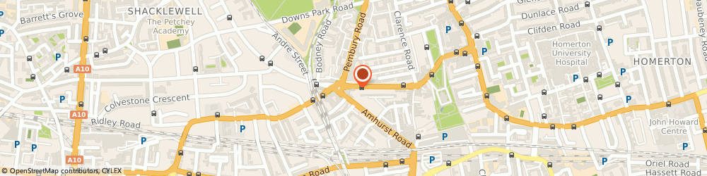 Route/map/directions to Spandeli Limited, E8 1JG London, 246 DALSTON LANE