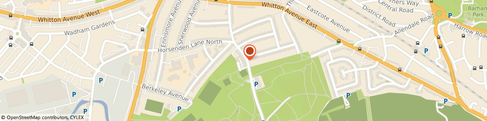 Route/map/directions to Learner Driving Centres Greenford, UB6 7QH Greenford, 96 Horsenden Lane North