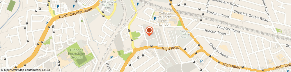 Route/map/directions to Brandon Tool Hire Willesden Brent (113), NW10 2XA London, Dalmeyer Road