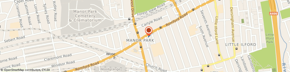 Route/map/directions to Appliance Giants (Uk) Ltd, E12 5AW London, 721 Romford Road
