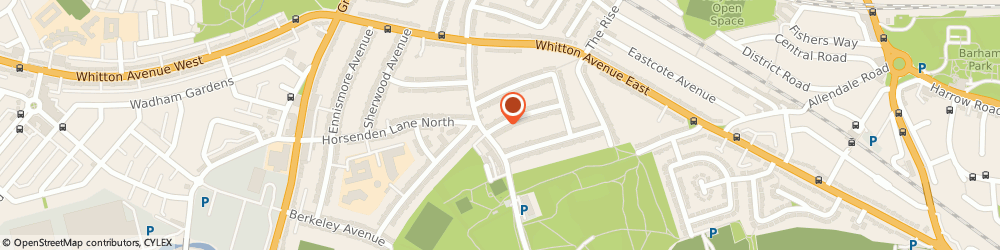 Route/map/directions to Viola Care Limited, UB6 7QG Greenford, 14 DREW GARDENS