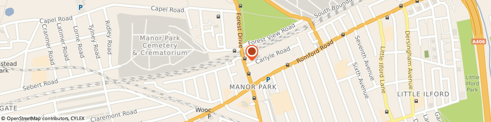 Route/map/directions to Moona Domestic Appliance, E12 5BT London, 32-34 Station Road