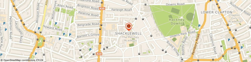 Route/map/directions to Geb, E8 2EB London, 89 Shacklewell Ln