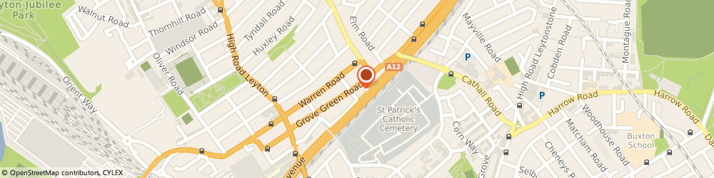 Route/map/directions to Leather Jackets, E11 4EF London, 87 Grove Green Rd