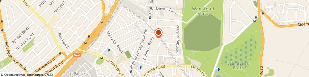 Route/map/directions to Alggates, E11 3HQ London, 253 Sansom Rd
