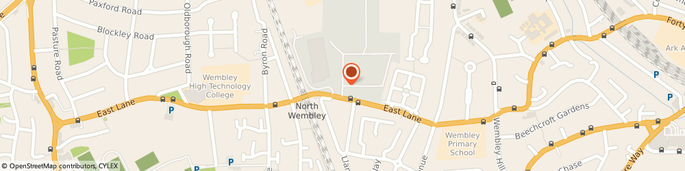 Route/map/directions to RDH Accountants Ltd, HA9 7NA Wembley, 15 Main Drive, East Lane business park