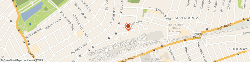 Route/map/directions to Flame on gas, IG1 4BB Ilford, 15 Jaffe Rd