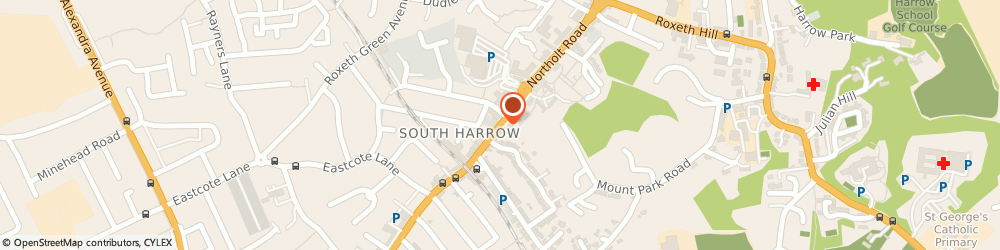 Route/map/directions to Neem Dental Clinic, HA2 8HX Harrow, 291, Northolt Road