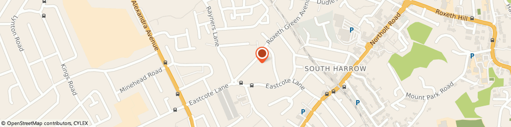 Route/map/directions to Flo Expert Ltd, HA2 8AF Harrow, 28 Roxeth Green Avenue