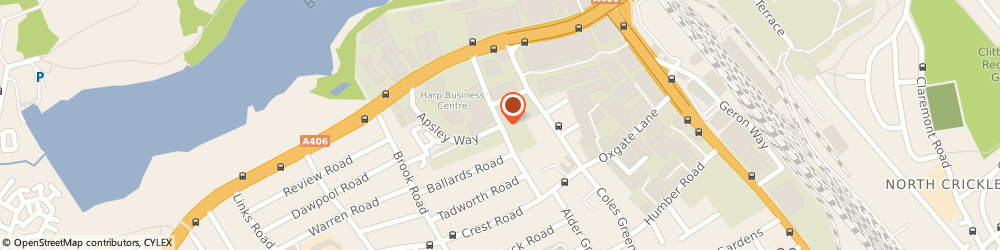 Route/map/directions to Neasden Locksmiths, NW2 7UH London, Waterloo Rd