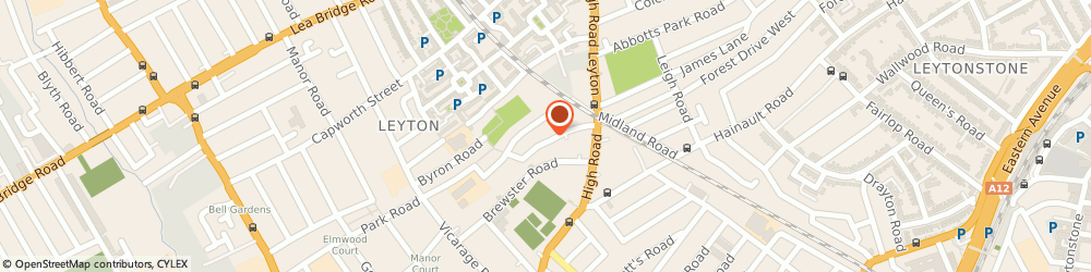 Route/map/directions to R&T Carpet Cleaning, W3 8PN London, 15 Coopers Court